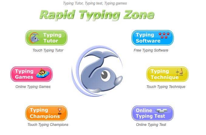 play typing games online